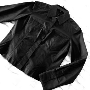GUCCI Black Shirt - Tailored